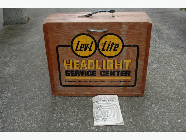 hopkins headlight aimer instructions