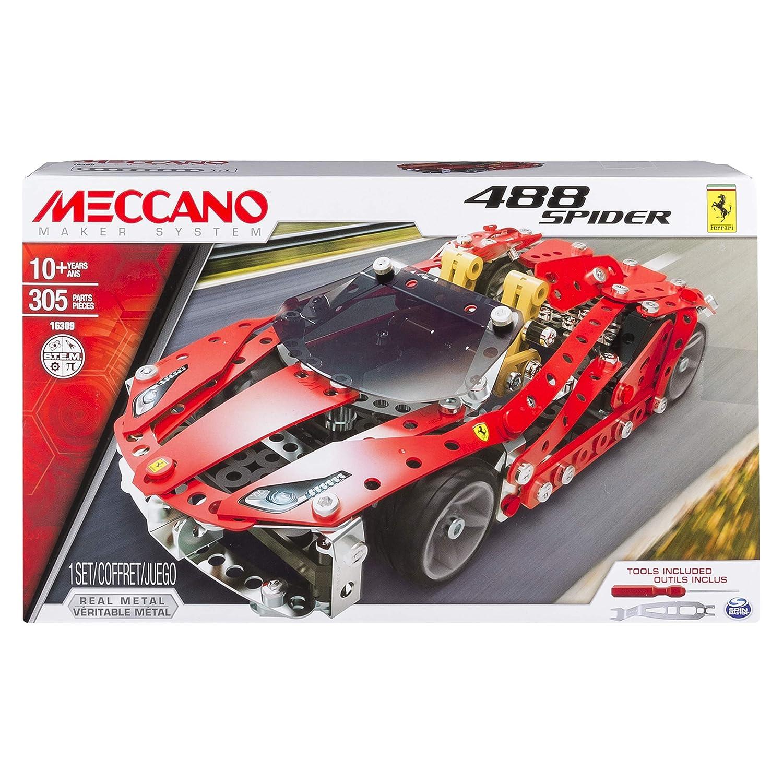 meccano 10 model set instructions