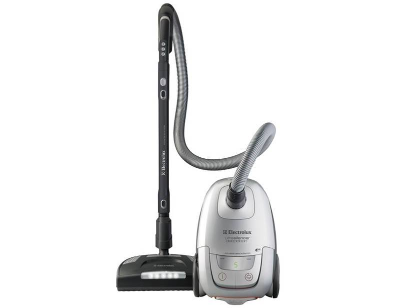 instructions for electrolux ergorapido vac cleaner