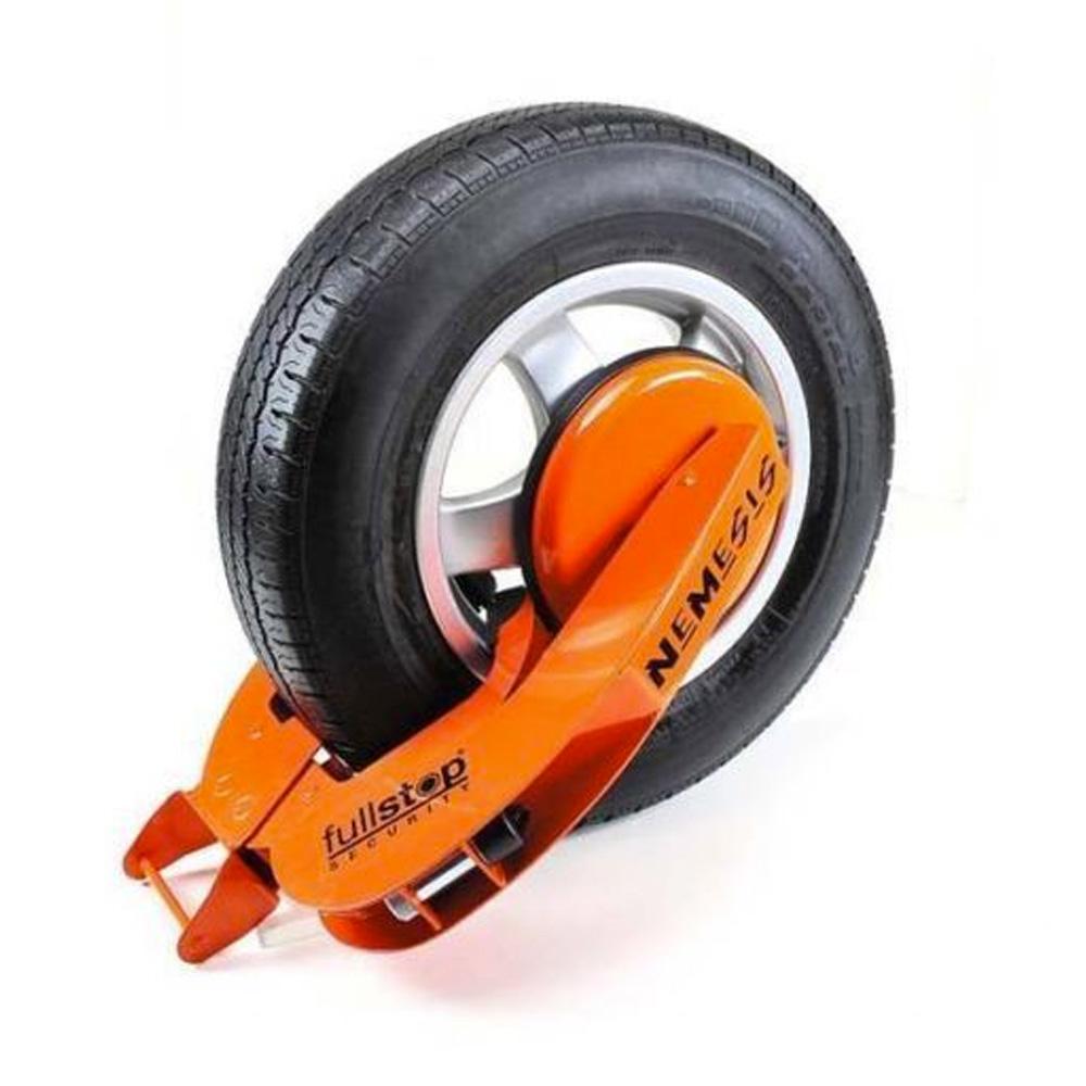 fullstop nemesis wheel clamp instructions