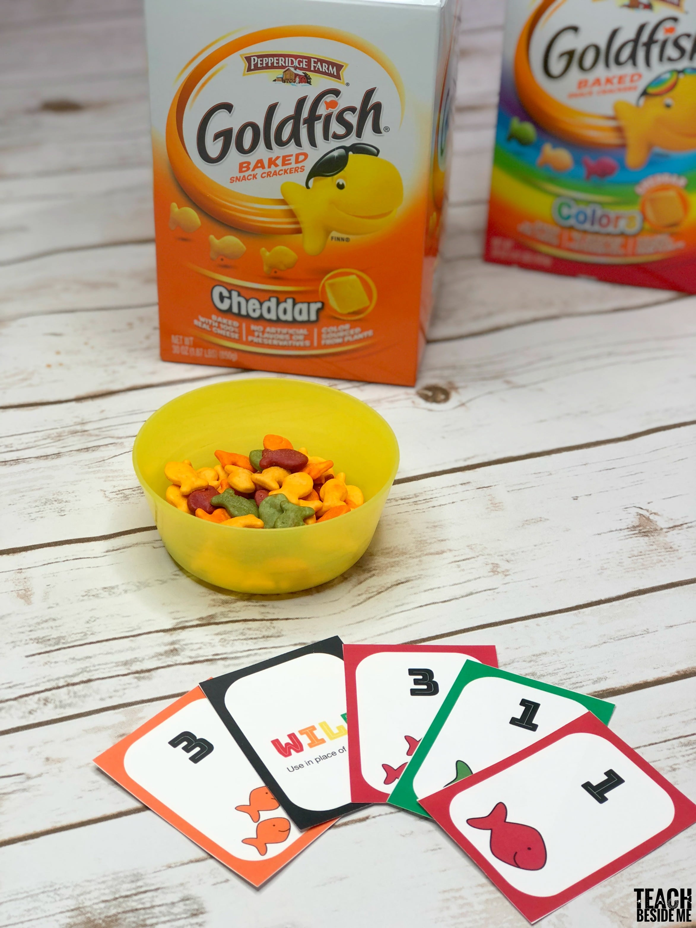 goldfish card game instructions