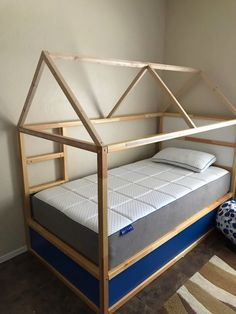 ikea kura cabin bed instructions