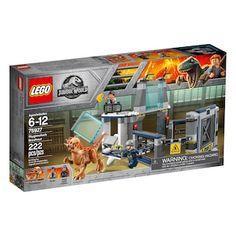 jurassic world lego t rex breakout instructions