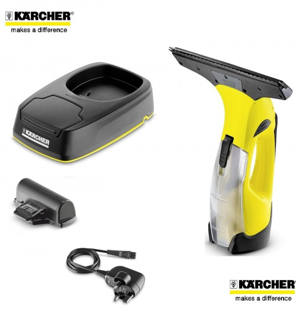 karcher window vac wv5 instructions