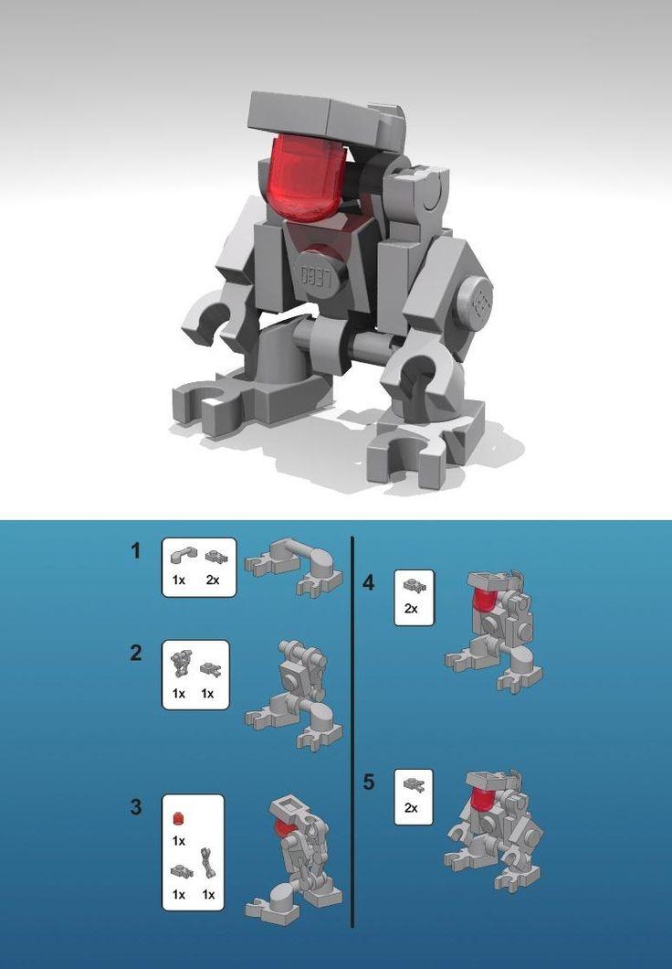 lego 4642 building instructions