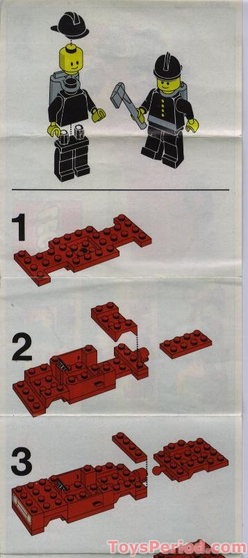 lego set 76010 instructions printable