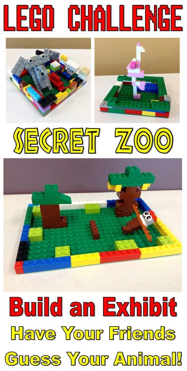 lego zoo animal instructions