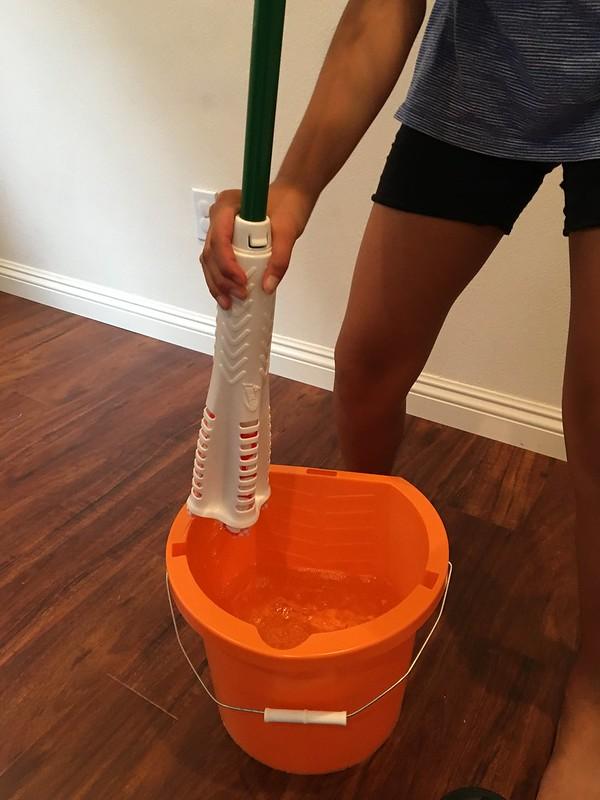 libman wonder mop instructions