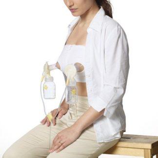 medela mini electric plus double breast pump instructions