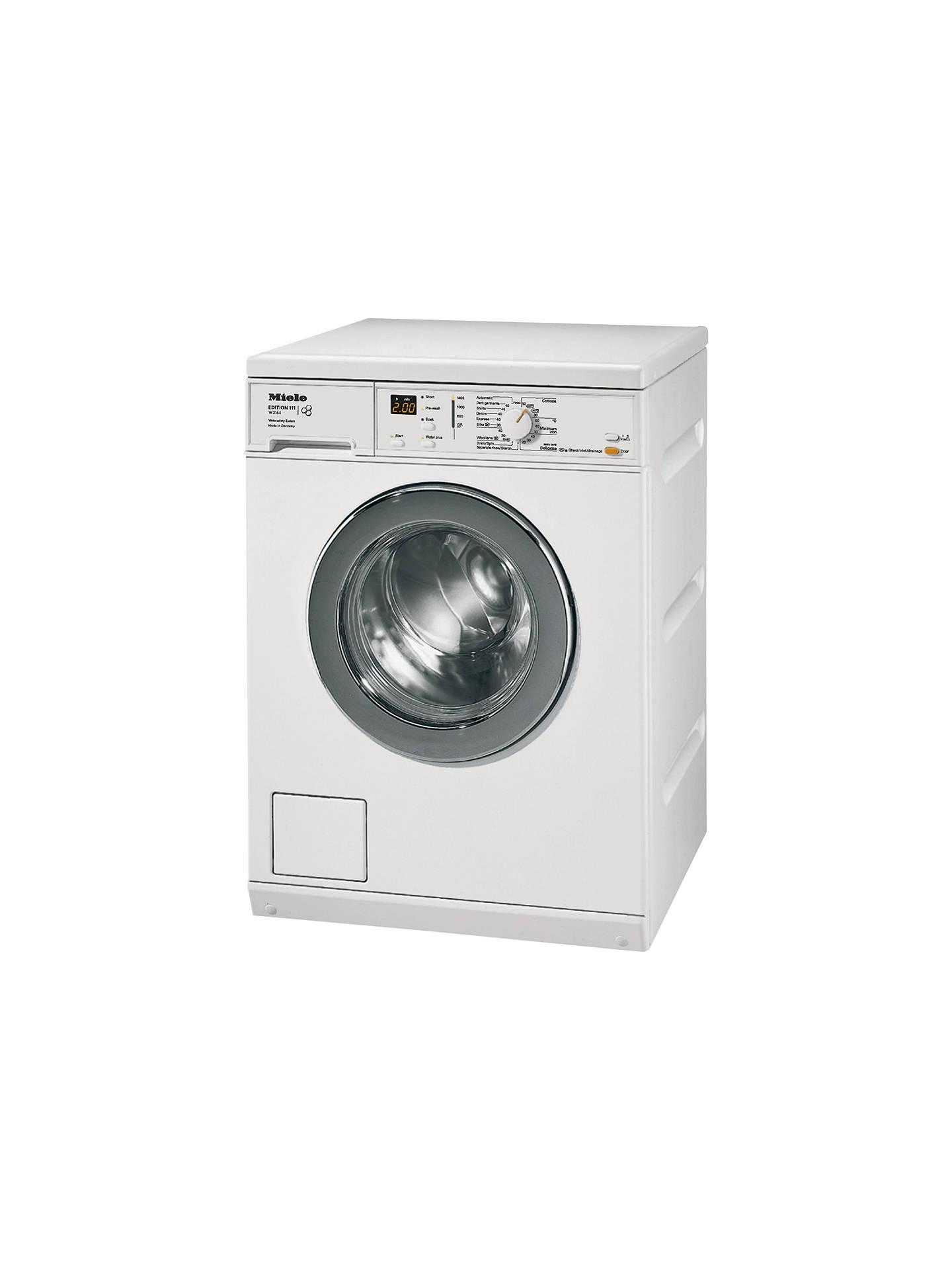 miele washing machine instructions w 1714