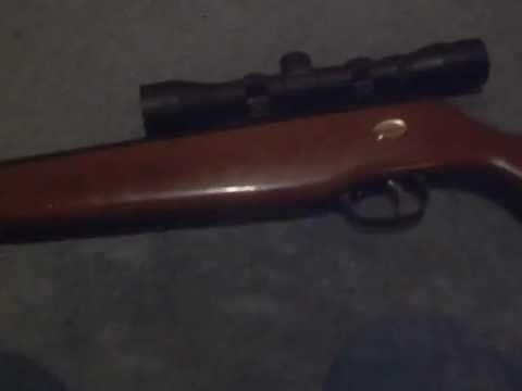 sportsman 900 air rifle instructions