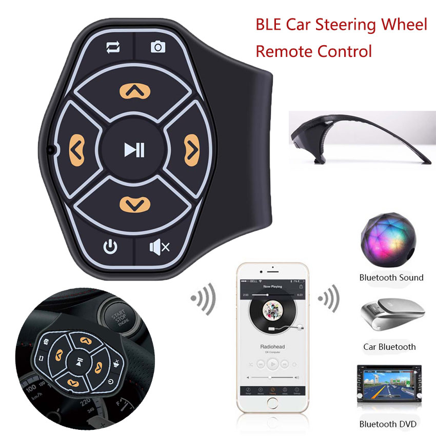 steering wheel hands free kit instructions