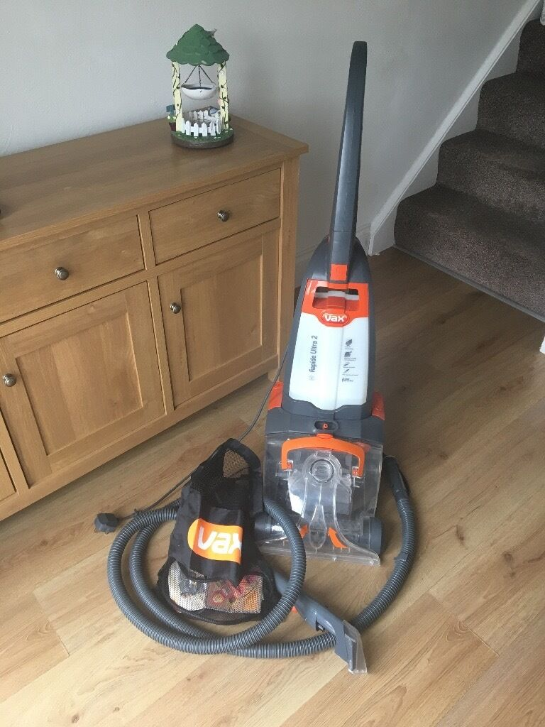 vax rapide carpet washer spruce instructions