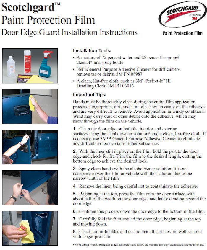 zip wax car wash instructions